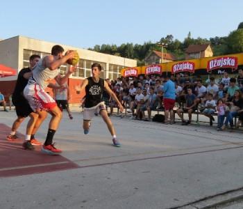 """FOTO: Druga večer Streetballa """"Rama- Prozor 2016."""""""