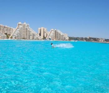 Čile: Najveći bazen na svijetu velik je poput 20 olimpijskih