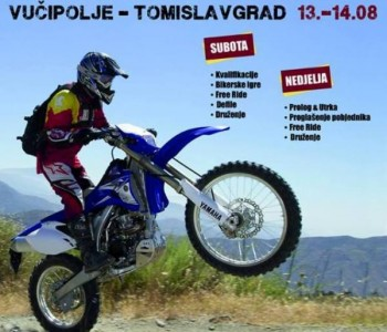 Poziv na Hard Enduro Tomislavgrad 2016.
