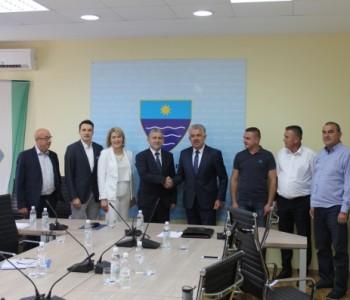 VLADA HNŽ: Potpisani Ugovori za obnovu sedam javnih objekata u HNŽ