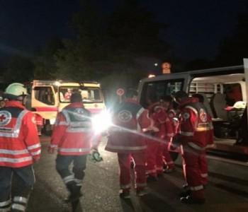 Njemačka: U vlaku napao ljude sjekirom i nožem