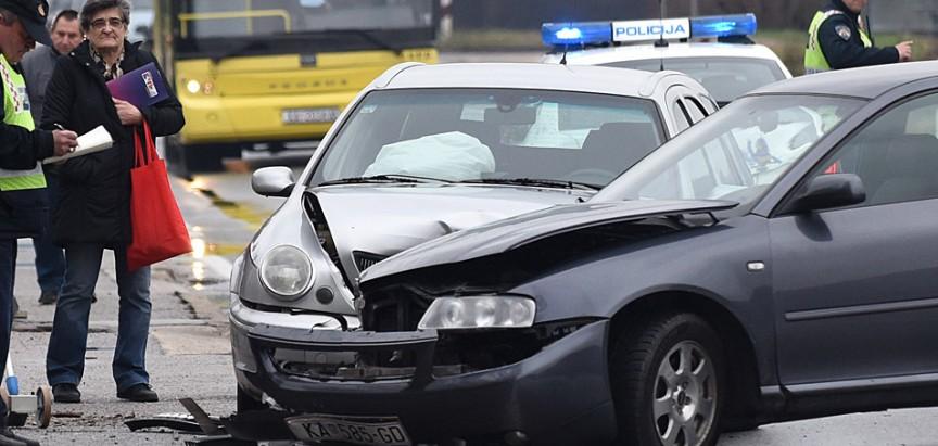 Znate li da više ne morate zvati policiju u slučaju prometne nezgode