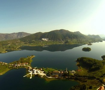 DRUGI O NAMA: Bh. biser snimljen iz zraka- Očaravajući pogled na Ramsko jezero
