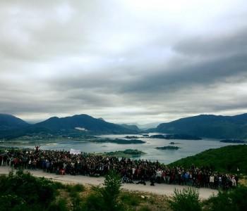 Više od 600 studenata iz BiH boravilo  u jednodnevnom posjetu Ramskom jezeru