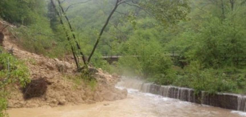 Zbog obilnih oborina: U općini Vareš proglašeno stanje prirodne nesreće