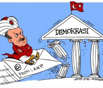 WikiLeaks objavio 300.000 dokumenata s Erdoganovih servera