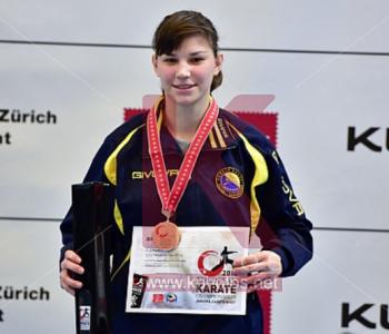 RAMA NAJ… Delfina Tadić, najuspješnija ramska sportašica