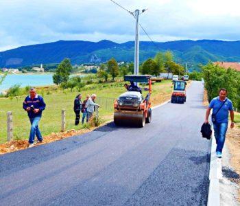 Matkovići dočekali asfaltni put
