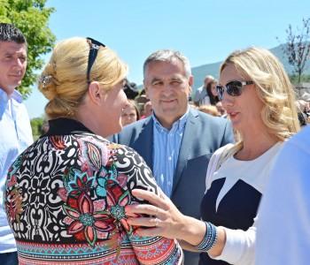 Predsjednica Republike Hrvatske pohodila Ramu