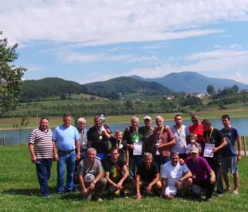 Prvenstvo SRS F BiH u lovu šarana i amura na Ramskom jezeru – Busovača najuspješnija