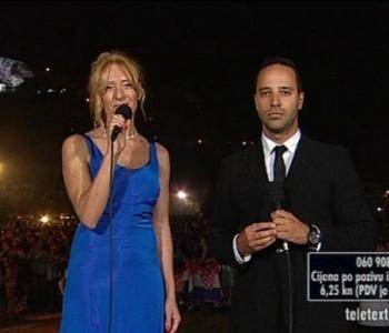 Na koncertu Knin za Vodotoranj prikupljeno 700 tisuća kuna