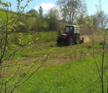 Javni poziv za uređenje poljoprivrednog zemljišta