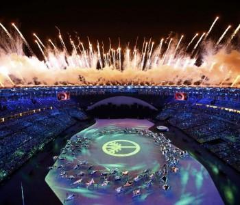 Svečano otvorene 31. Olimpijske igre