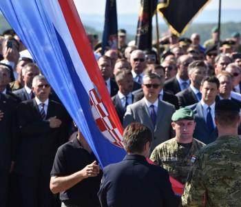 'Poruka onima koji su Hrvatsku nazvali slučajnom: Država je stvorena voljom naroda'