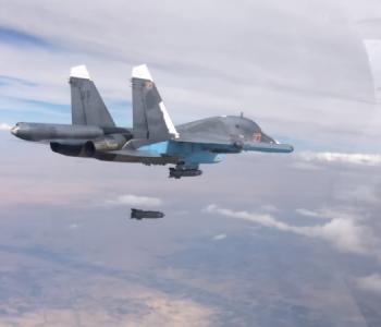 Ruski bombarderi, koji polijeću iz Irana, treći dan izvode udare u Siriji
