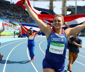 """Kraljica je """"kraljice sportova"""": Čudesna Sandra obranila zlato!"""