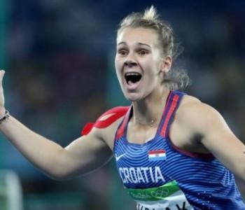 Sara Kolak olimpijska prvakinja u bacanju koplja!