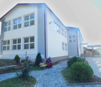 FOTO: Završni radovi zgrade Srednje škole Prozor
