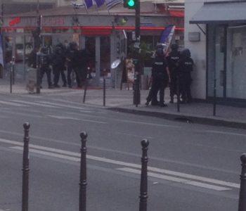 Talačka kriza u Parizu?