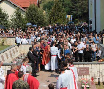 Obilježena 23.obljetnica zločina nad Hrvatima u Uzdolu