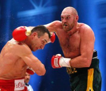 Novi obračun Irac Tyson Furya i Vladimira Klička