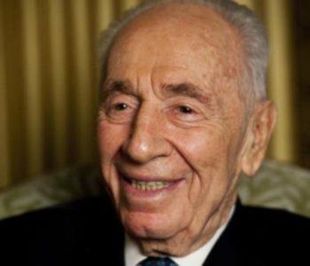 Preminuo Shimon Peres