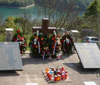 Na Hudutskom obilježena 23. obljetnica stradanja Hrvata