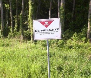 Jedna osoba smrtno stradala u minskom polju u Bugojnu