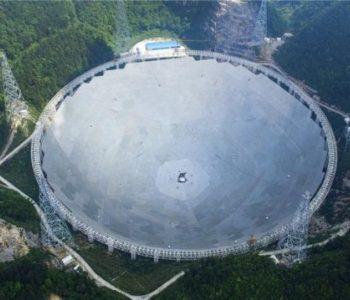 U Kini pušten u rad najveći radioteleskop na svijetu