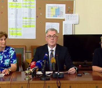 Privremeni rezultati izbora: HDZ 61, Narodna koalicija 54, Most 13, Živi zid 8, IDS 3, Bandić 2, HDSSB 1