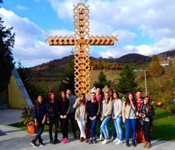 Foto: Članovi foto-sekcije SŠ Prozor posjetili Uzdol