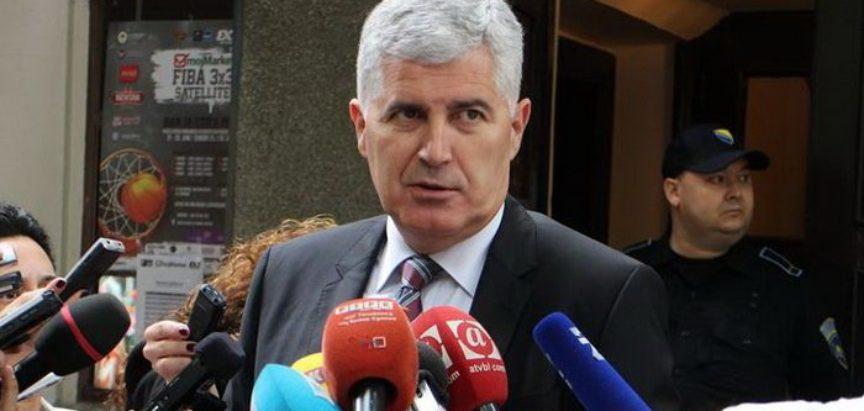 Čović: Ne funkcionira ni državna ni federalna vlast