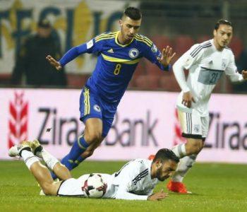 Bosna i Hercegovina – Cipar 2:0 (0:0)