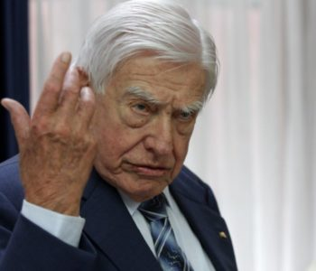 Schwarz-Schilling: Dodik želi odvojiti RS od BiH