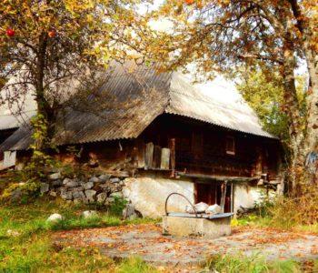 Ljetni stanovi na planinama Raduši i Ljubuši