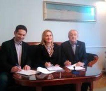 Potpisan sporazum o suradnji HKD Napredak i NS Knjižnice Zagreb i Instituta za jezik