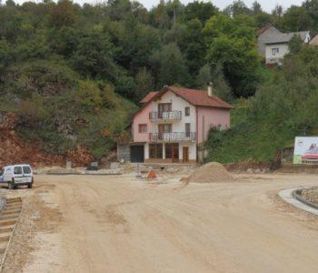 FOTO: Privode se kraju radovi na kružnom toku na južnom ulazu u Prozor