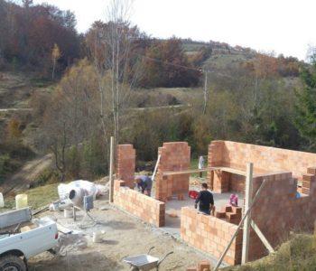 Pomozimo izgradnju kuće obitelji Budim !
