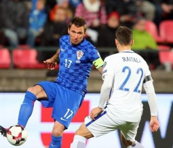 Jedan, ali vrijedan: Mandžukić donio nova tri boda u Finskoj!