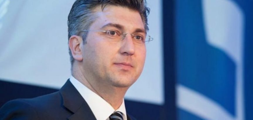 Plenković u petak u službenoj posjeti Sarajevu, u subotu u Mostaru