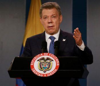 Nobelova nagrada za mir ide predsjedniku Kolumbije