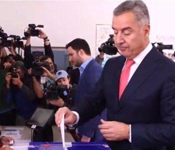 Đukanovićev DPS osvojio najviše mandata na izborima u Crnoj Gori
