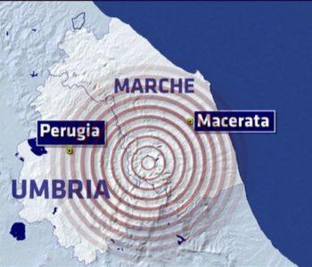 Dva jaka potresa pogodila središnju Italiju, tresao se i Rim