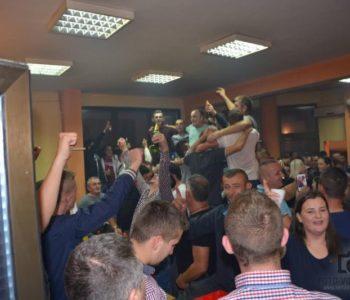 FOTO: Ovako se slavila pobjeda dr. Joze Ivančevića