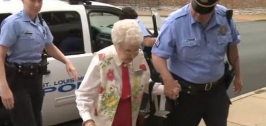 Policija uhitila 102-godišnjakinju zbog totalno čudnog razloga