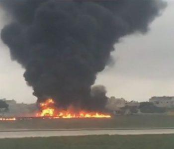 Malta: pet poginulih u padu zrakoplova
