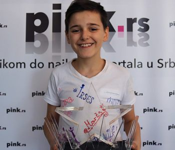 """Pinkove zvezdice"" OSVOJILE nagradu za najbolji ŠOU na BALKANU, Marko Bošnjak otvara SPEKTAKL"