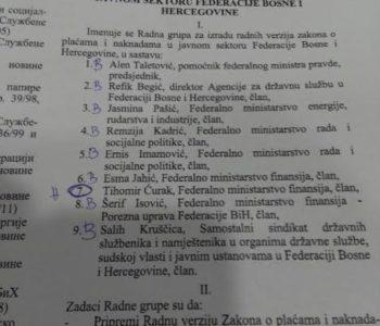 Zanimljivi partnerski odnosi u Vladi F BiH