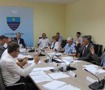 Održana 31.sjednica Vlade HNŽ