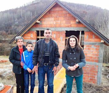Kuća obitelji Budim stavljena pod krov